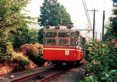 箱根登山鉄道鋼索線